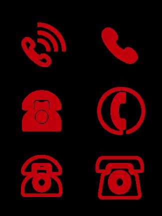 电话标志图片