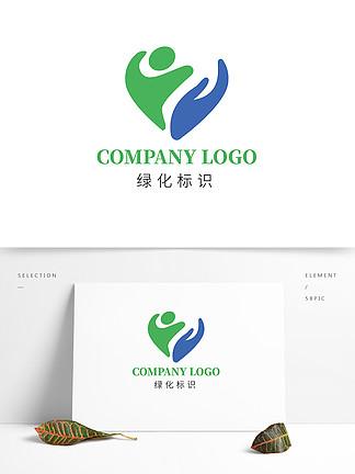 绿化logo图片