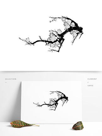 古典梅花笔刷