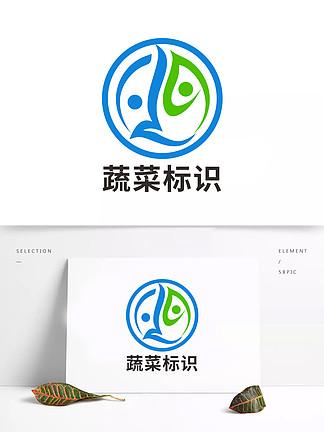 生态果蔬商标图片