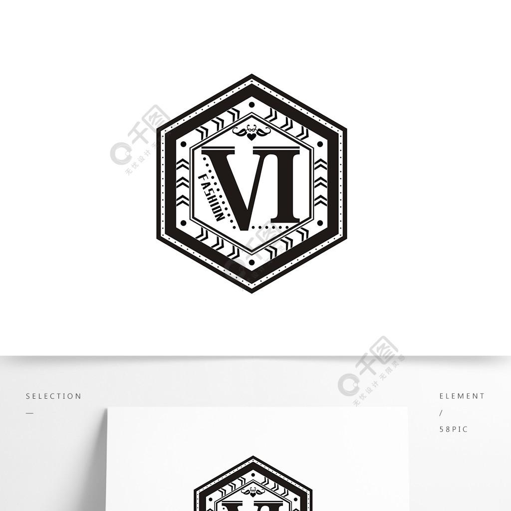 VI标志标准化设计制图矢量图免费下载_cdr篆刻印章字体设计图片