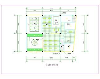 办公楼设计平面图装饰画免费下载 办公楼设计平面图装饰设计 千图网装饰效果图大全