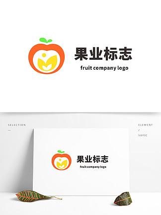水果行业logo商标