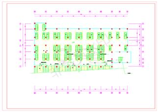 机?#20302;?#36710;位设计图CAD机械图纸