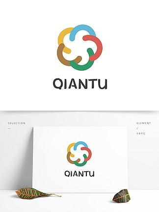 大梅花logo素材