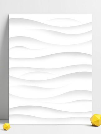 白色<i>背</i><i>景</i>与波浪