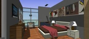 室内设计小家装su模型下载