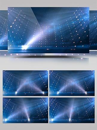 高清蓝光旋转舞台背景视频