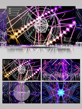酒吧VJ舞蹈LED背景视频