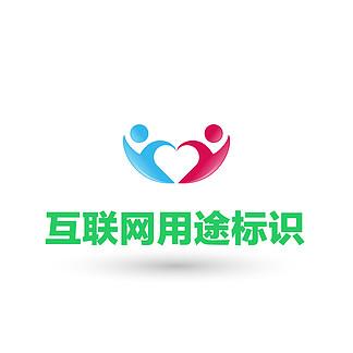 互联网社交类标识logo交友logo