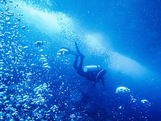 水下咕咚的聲音音效