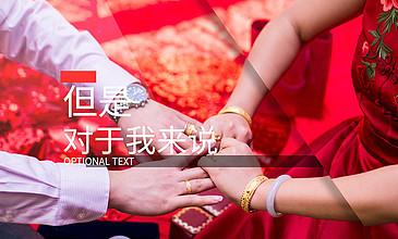 簡約動感婚禮相冊Pr模板