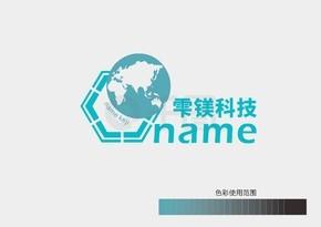 雫镁科技logo科技企业品牌