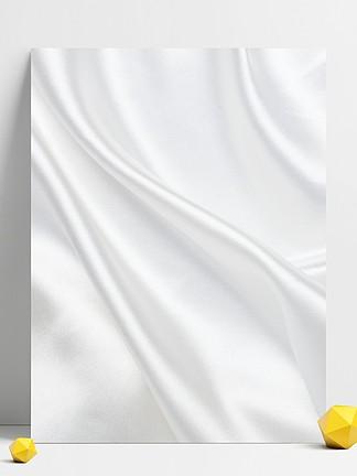 白色丝绸背景<i>高</i><i>清</i><i>图</i><i>片</i>