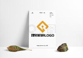 金融理财行业LOGO原创设计