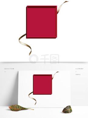 ?#30475;?#21644;红盒装饰素材