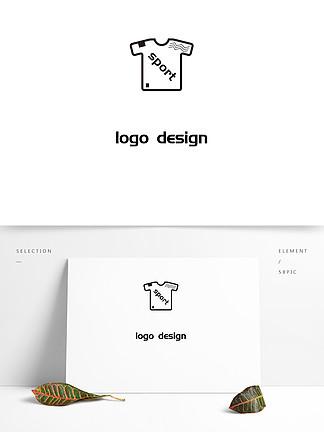 服装服饰简约创意运动LOGO