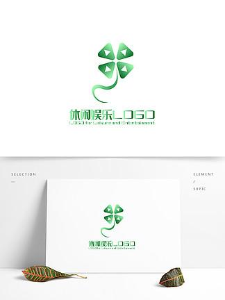 四叶草logo图片