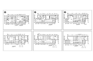 別墅裝修歐式風格CAD設計
