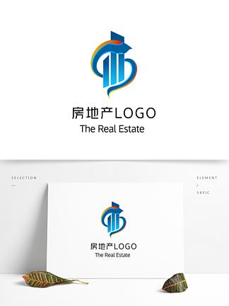 房地产商务建筑行业模板LOGO