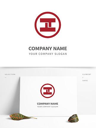 广告业LOGO工业商务标志