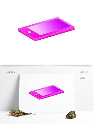 粉红色的手机素材
