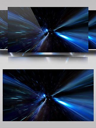 宇宙空间的虫洞视频素材