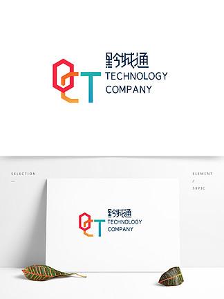 科技行业LOGO01
