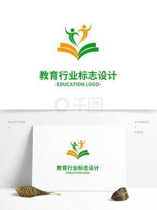 教育行业标志设计