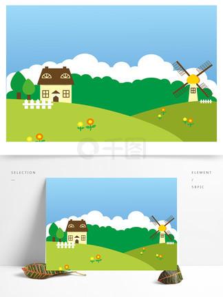 <i>春</i><i>天</i>清新广告背景图