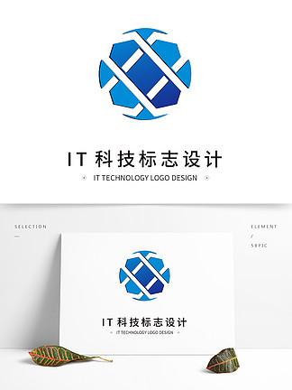 互联网信息IT行业logo