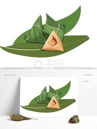 端午节粽子矢量元素