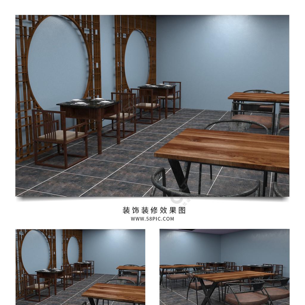 餐厅室内效果图餐厅1