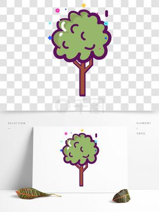卡通儿童绘画<i>树</i><i>木</i>