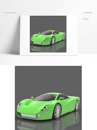 超级跑车犀牛模型