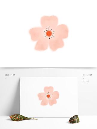 粉色<i>花</i>朵<i>樱</i><i>花</i>素材