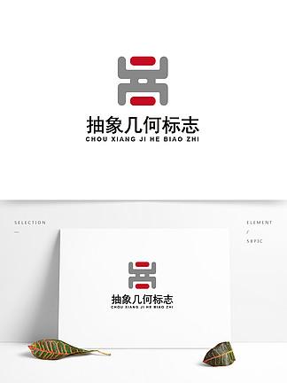 抽象几何企业logo
