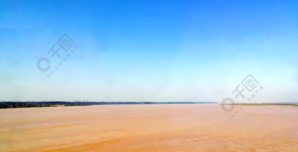 開封黃河大橋攝影圖