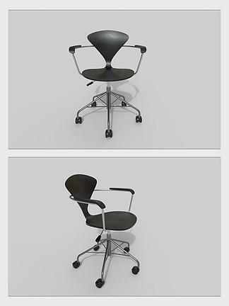 椅子办公椅3d模型