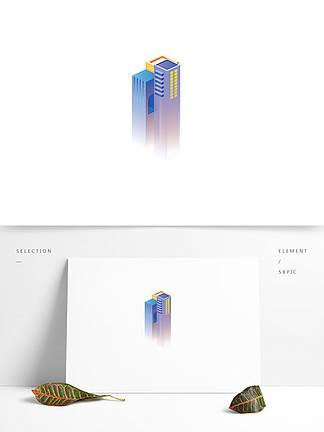 2.5d建筑素材元素