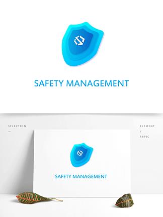 安全管理平台入口APP启动图标logo