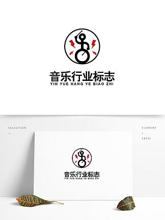 架子鼓培训音乐行业logo