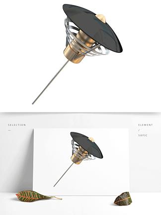 C4DOC渲染异形led灯具照明用灯