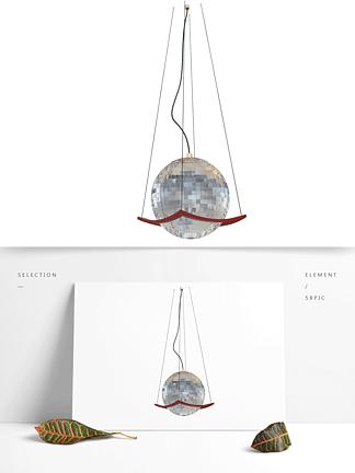 C4DOC渲染舞厅led灯具照明用灯