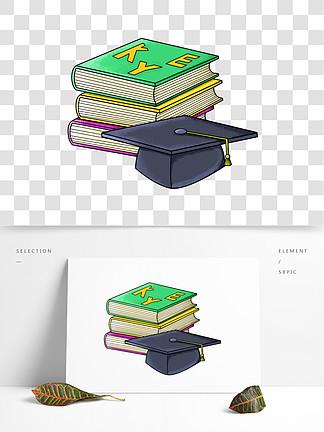 图片免费下载 学士帽简笔画素材 学士帽简笔画模板 千图网