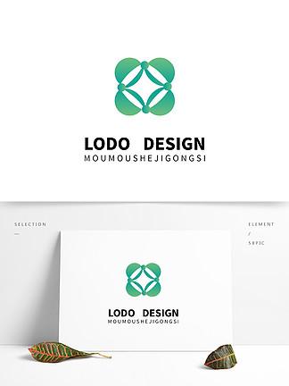 原創綠色健康食品logo