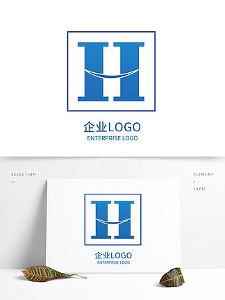 原創建筑科技企業公司LOGO標志設計