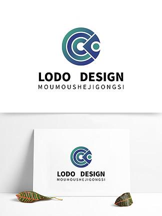 原創手繪汽車輪胎維修行業LOGO標識設計
