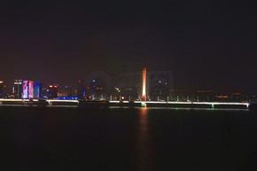 杭州钱江大桥摄影图
