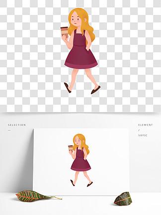 图片免费下载 小人走路素材 小人走路模板 千图网图片